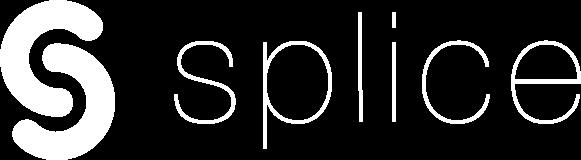 Splicelogo white